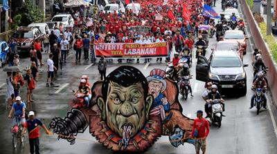 The Philippines' Strongman Syndrome