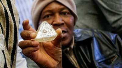 'Peace Diamond' fetches $6.5m for Sierra Leone at New York auction