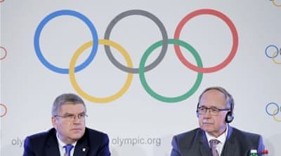 Russia banned from South Korea Winter Olympics by IOC
