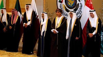 What remains of the GCC?