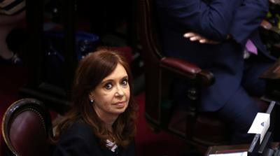 Argentina's ex-President Kirchner faces first corruption trial