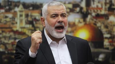 Hamas: US decision on Ismail Haniya 'will not deter us'