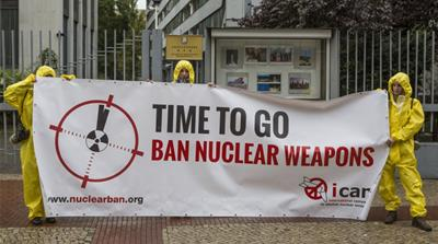 Nuclear weapons: In conversation with ICAN