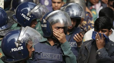 'Enforced disappearance' suspected in Bangladesh