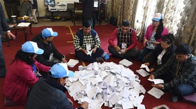 Nepal election: Leftist alliance set for victory