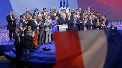 Media, old and new, drive France's presidential race