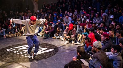 Break-dancing for social justice in Tunisia
