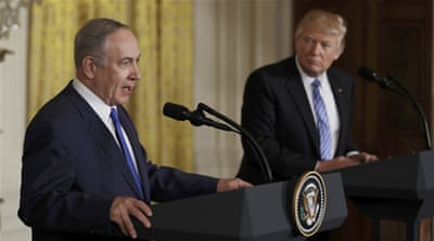 Don't blame Trump for tiring of the two-state solution