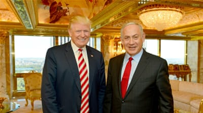 Donald Trump and the death of the two-state solution