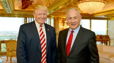 In calling Netanyahu's bluff, Trump has fed an Israeli debate on the potential consequences of Israel's current trajectory in the Occupied Territories, write Toaldo and Lovatt [Reuters]