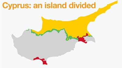 Cyprus: An island divided