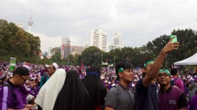 About 40 percent of Malaysia's population is not Muslim [Kate Mayberry/Al Jazeera]