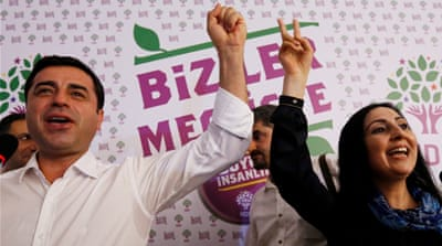 HDP applies to ECHR over arrests of its leaders