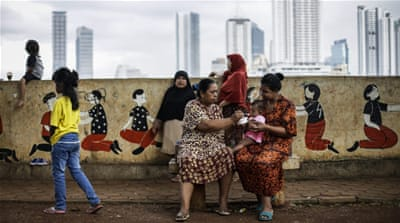 Four Indonesians richer than poorest 100 million