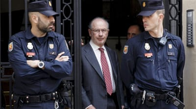Ex-IMF boss Rato sentenced to jail for embezzlement