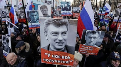 Boris Nemtsov was an outspoken critic of President Vladimir Putin [Reuters]