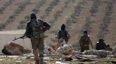 The Turkish military has established a temporary base on Al Aqil hill near Al Bab [Reuters]