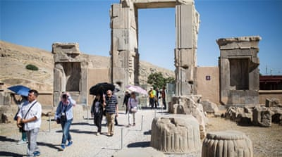 Persepolis: Iran tourism gateway faces climate threats