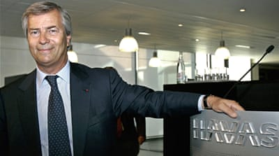 France: Bollore and the media