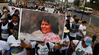 Berta Caceres murder trial to begin despite family's doubts