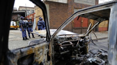 Xenophobic violence in the 'Rainbow' nation