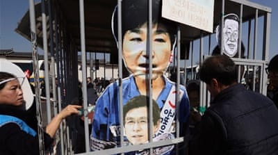 South Korea: The day Park Geun-hye was ousted