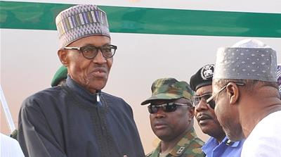 Nigerians tell absent Buhari: 'Resume or resign'
