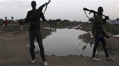 Aid workers kidnapped in famine-hit South Sudan