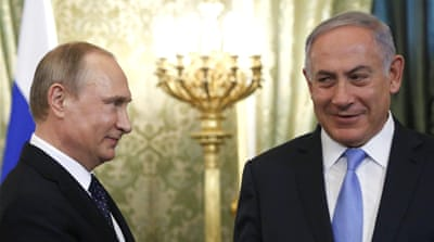 Russia, Israel and Iran braced for the endgame in Syria
