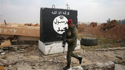 ISIL after Mosul: Insurgency and rivalry