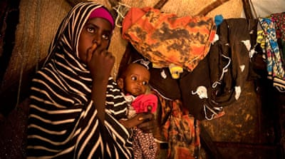 Fighting to survive hunger in Somalia