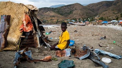 Haiti: Recovery and resilience after Hurricane Matthew