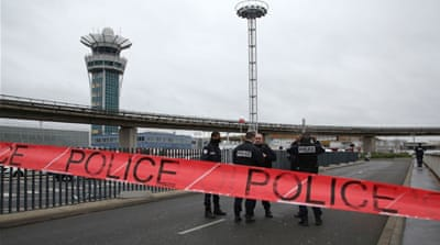 Drugs, alcohol in blood of Paris Orly airport attacker