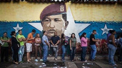 Hardship and political theatre: The crisis in Venezuela