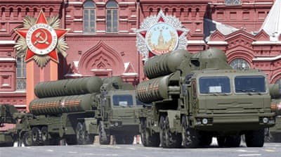 Why Turkey might buy Russia's S-400 defence system