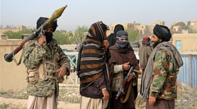 "Taliban officials have said Russian involvement does not extend beyond ""moral and political support"" [Reuters: File]"