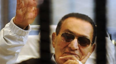 Mubarak was acquitted on March 2 from charges related to the 2011 uprising [Reuters]