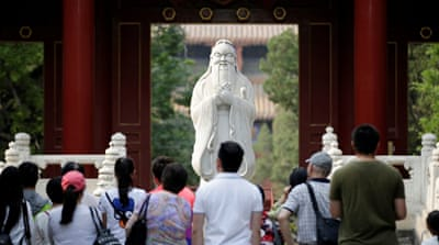 China's new-found love for Confucius