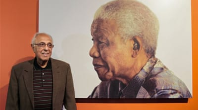 Ahmed Kathrada and Nelson Mandela enjoyed a long and close friendship that lasted 67 years [Reuters]