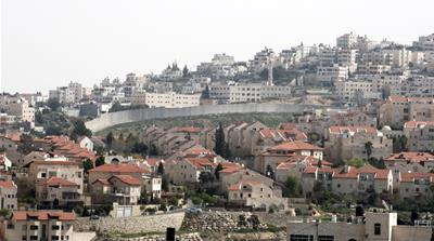 More than 1,000 settlement homes approved in West Bank