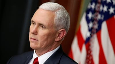 Report: Pence used a private email account as governor