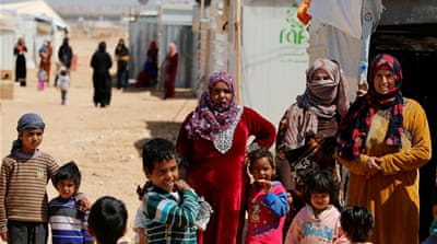 The first three months of 2017 saw more than 250,000 additional Syrians register as refugees [Reuters]