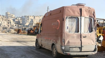 The harrowing evacuation of east Aleppo