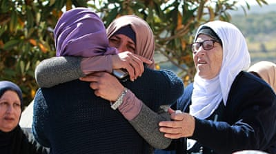 Basil Araj was shot dead at his home on the outskirts of Ramallah [Musa Al Shaer/AFP]