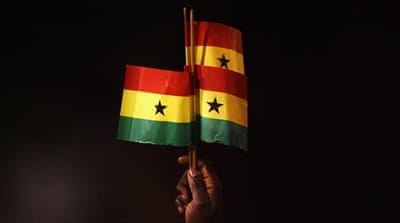 Ghana, 60 years after independence