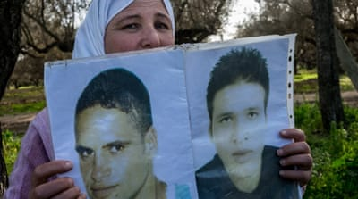 Tunisians seek justice over 'boats of death'