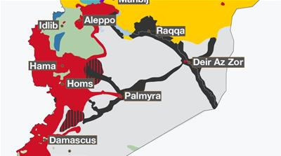 Syria's civil war explained from the beginning