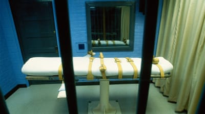 The death penalty in the US is like a dying dinosaur