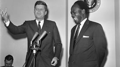 What can 1960s Ghana teach South Africa today?