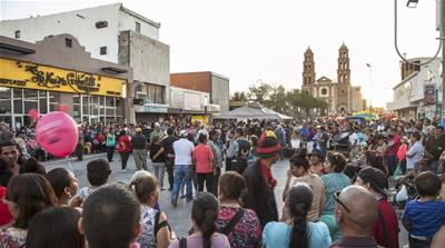 'Juarez is waiting for you': Violent city tries tourism